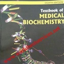Medical Biochemistry (MN Chatterjea)